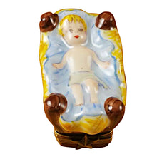 Load image into Gallery viewer, Baby Jesus Limoges Box