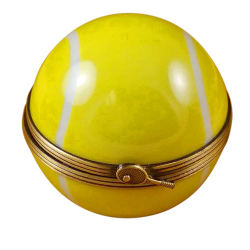 Tennis Ball Limoges Box
