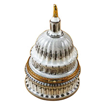 Load image into Gallery viewer, United States Capital Dome Limoges Box
