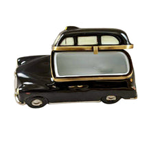 Load image into Gallery viewer, London Black Taxi Limoges Box