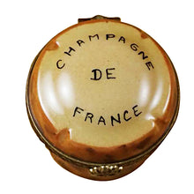 Load image into Gallery viewer, Champagne France Cork Limoges Box