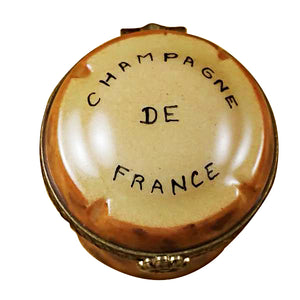 Champagne France Cork Limoges Box