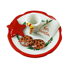 Load image into Gallery viewer, Cookies for Santa Limoges Box