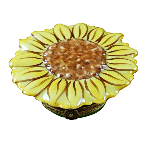 Sunflower Limoges Box