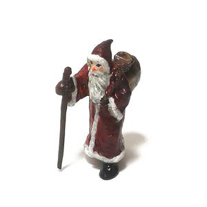 Santa Claus / Father Christmas Vienna Bronze Figurine
