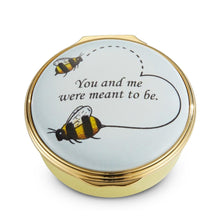 "Load image into Gallery viewer, Halcyon Days ""Bee"" Enamel Box"