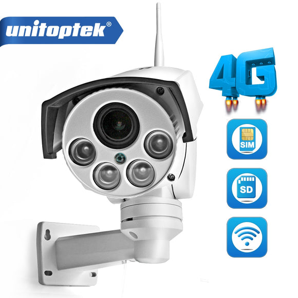 Unitoptek Outdoor 1080P/960P  Wifi  IR IP Camera