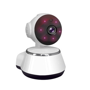 720P HD Wireless Wifi IP Camera Webcam Baby Pet Monitor CAM Pan Remote Home Security Network Night Vision Wifi Webcam with UK Plug