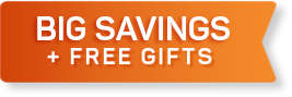 Save $800 + Free Gifts