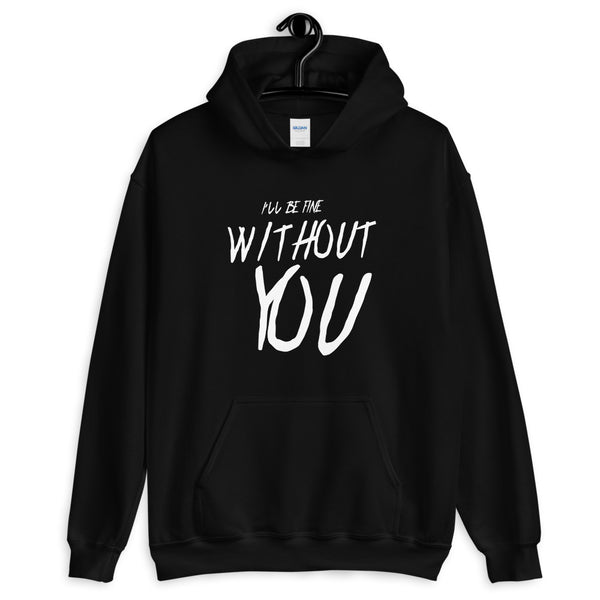Without You Q203 Hoodie