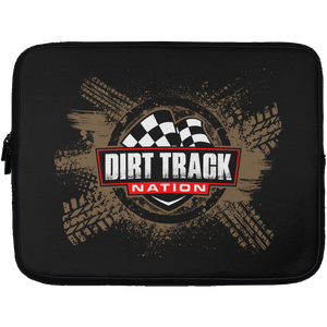 Dirt Track Nation Laptop Sleeve - 13 inch