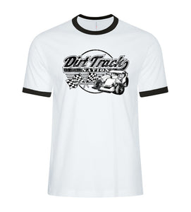 Vintage Dirt Northeast Modified Men's Ringer Tee