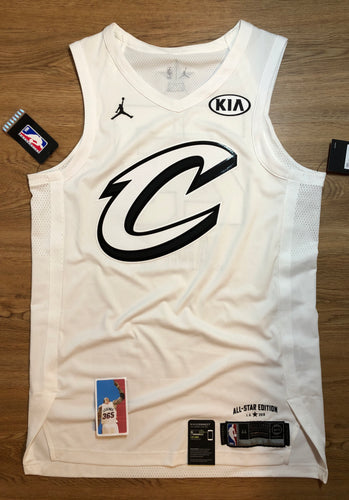 120f6f45c0a8 Lebron James 2018 All Star Game Authentic Size M