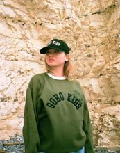 Load image into Gallery viewer, Army Green Soho Kids Jumper