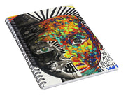 Be The Change - Spiral Notebook