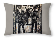 Bobby And Huey - Throw Pillow