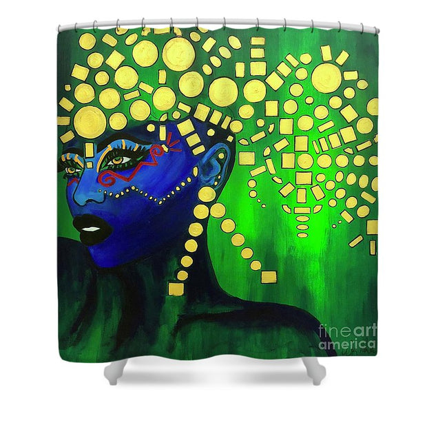 Breathtaking - Shower Curtain