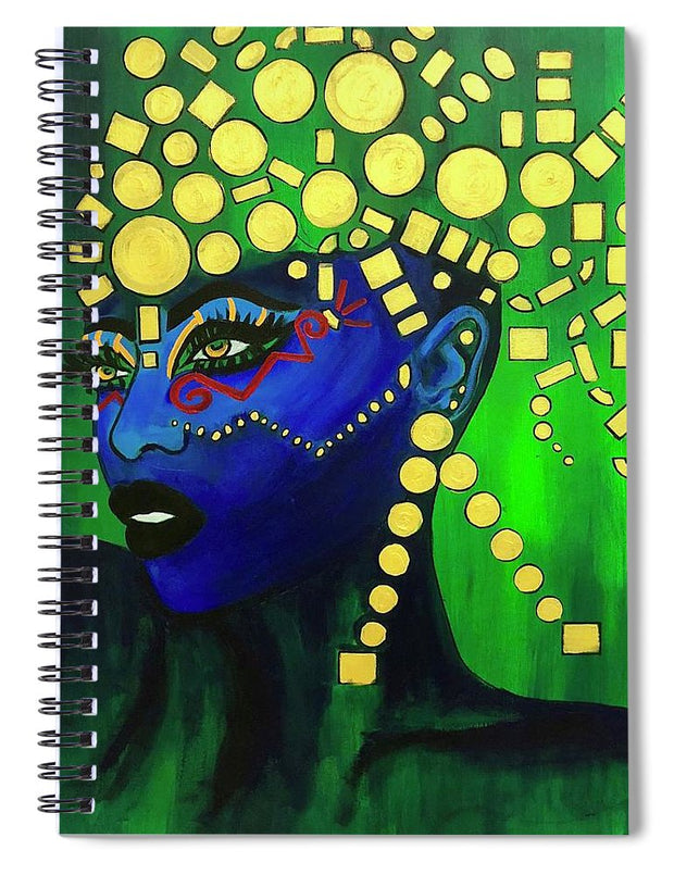Breathtaking - Spiral Notebook
