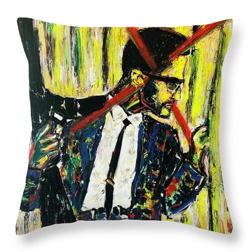 By Any Means - Throw Pillow