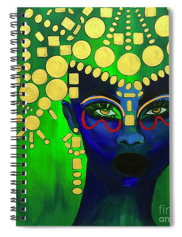 Captivating - Spiral Notebook