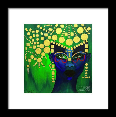 Captivating - Framed Print