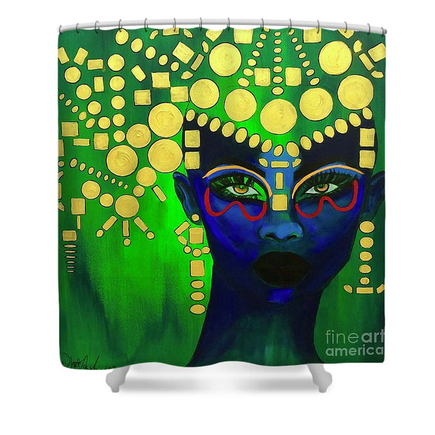 Captivating - Shower Curtain