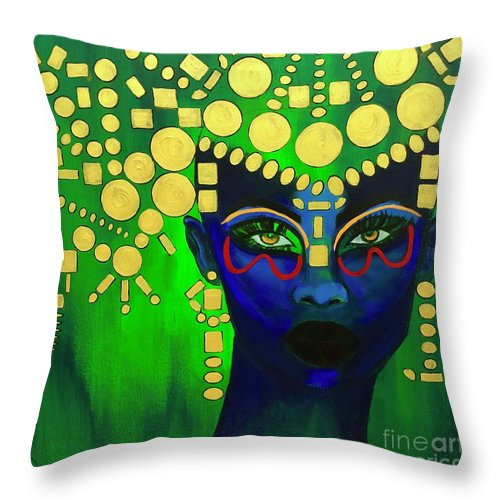 Captivating - Throw Pillow