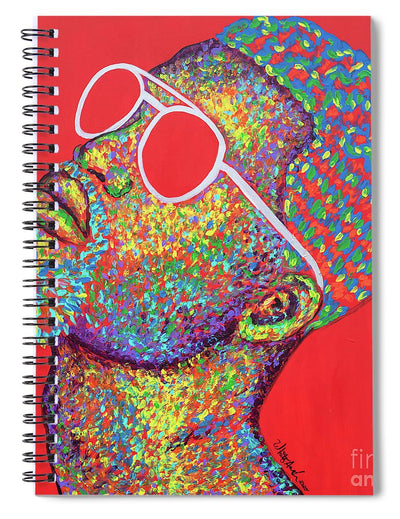 Come Up  - Spiral Notebook
