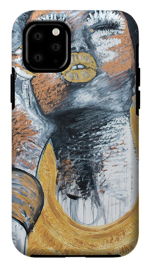 Contour Kissed - Phone Case
