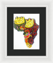 Deeply Rooted - Framed Print