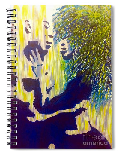 Emotional Camouflage - Spiral Notebook