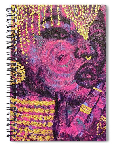Essence  - Spiral Notebook