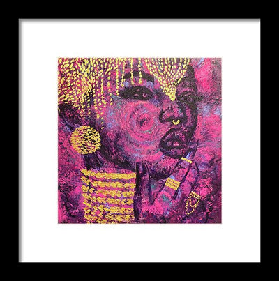 Essence  - Framed Print