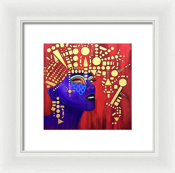 Fierce - Framed Print