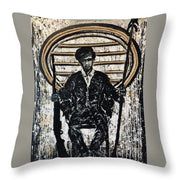 Huey - Throw Pillow