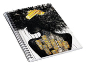 I Am Gold - Spiral Notebook