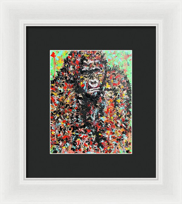Mighty - Framed Print