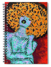 Mystical - Spiral Notebook