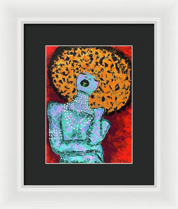 Mystical - Framed Print