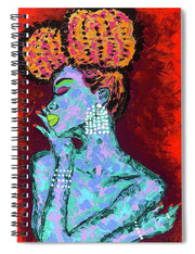 Mystique - Spiral Notebook