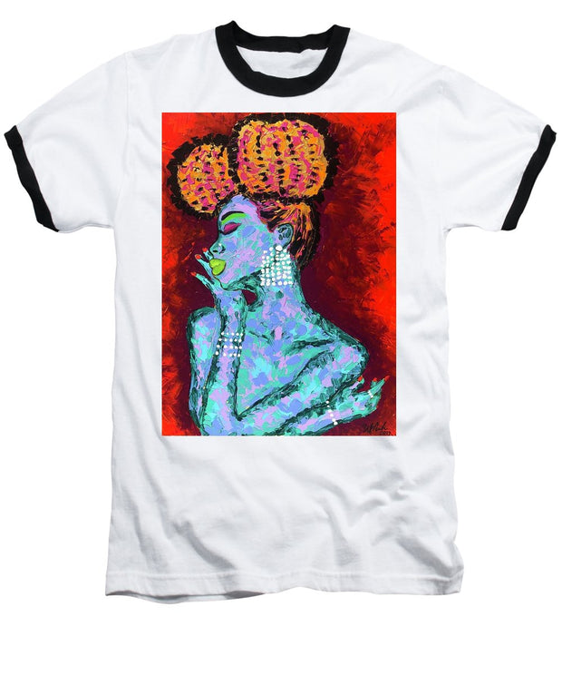 Mystique - Baseball T-Shirt