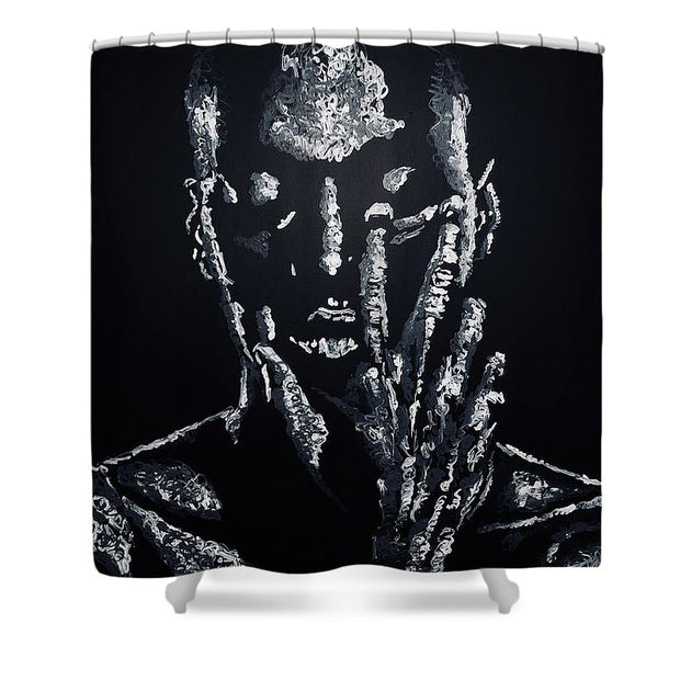Pain - Shower Curtain