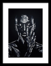 Pain - Framed Print