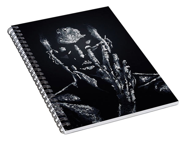Pain - Spiral Notebook