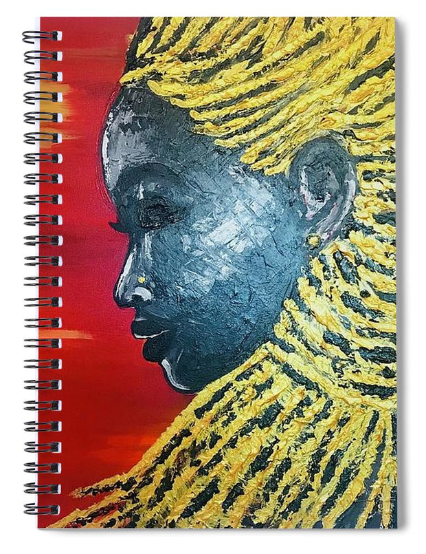 Peace - Spiral Notebook