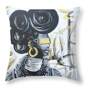 Queen Of Slay - Throw Pillow