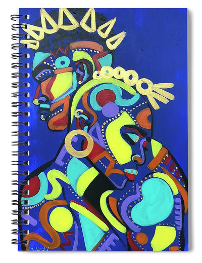 Security - Spiral Notebook