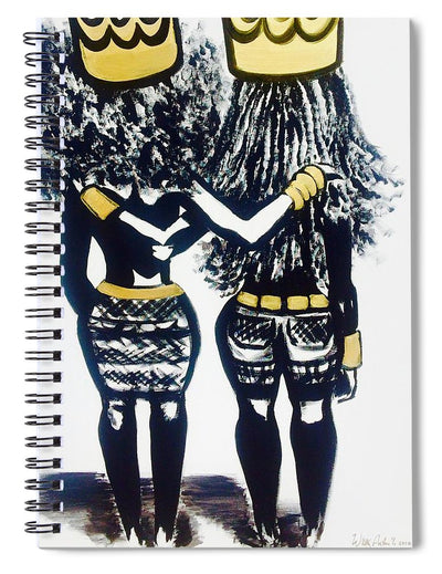 Sisters Keeper - Spiral Notebook