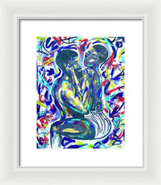 Thrust - Framed Print
