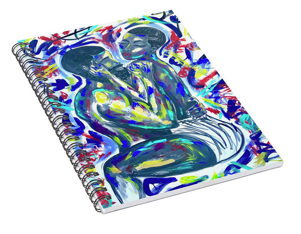 Thrust - Spiral Notebook